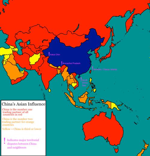 China's Asian Trade